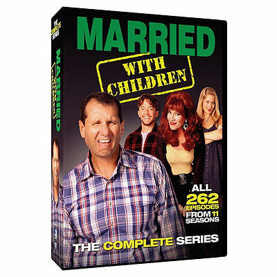 New Married with Children The Complete Series DVD 2015 21-Disc Set