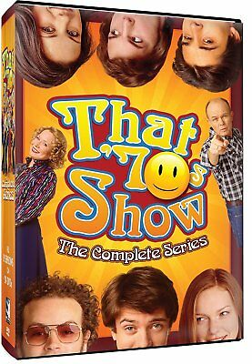 Brand New That 70s Show The Complete Series DVD 2013 24-Disc Set