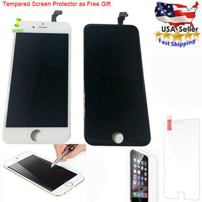 For iPhone 6 6S 7 8 Plus OEM LCD Display Touch Digitizer Screen Replacement-Gift
