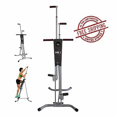 Maxi Climber Vertical Climber w Gifts Diet Menu Monitor - Exercise Manual NEW