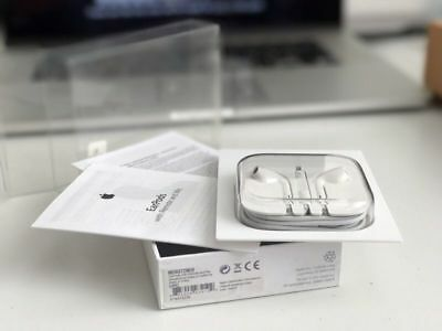 Original OEM Apple EarPods-Headphones-for-iPhone-6-5-4-iPod-with-Remote-amp