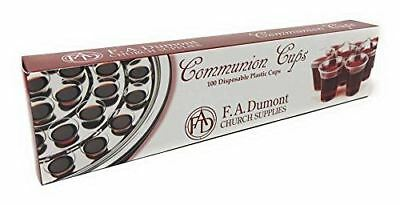 Disposable Communion Cups - Box of 100 1-38 High