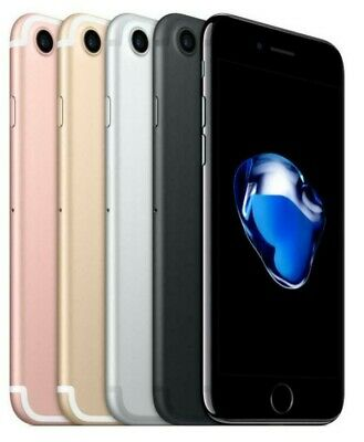 Apple iPhone 7 32GB 128GB 256GB Factory GSM AT-T T-Mobile Unlocked Smartphone