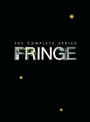 Fringe The Complete Series DVD 2013 29-Disc Set