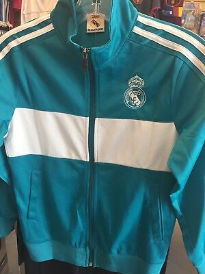 Real Madrid youth large track jacket
