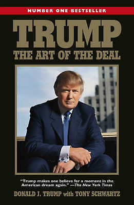 Trump The Art of the Deal by Donald J- Trump and Tony Schwartz 2015