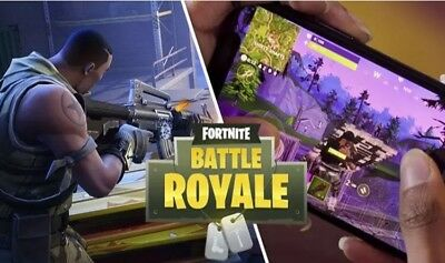 LIMITED EDITION - FORTNITE MOBILE IOS EARLY ACCESS - FAST DELIVERY