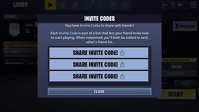 Fortnite Mobile Codes