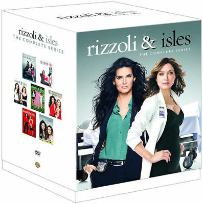 Rizzoli  Isles The Complete Series DVD 2017