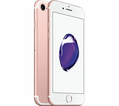 Apple iPhone 7 - GSM Unlocked  AT-T  T-Mobile - More - 32GB Smartphone - Rose