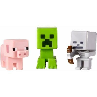 Mattel Minecraft Mini-Figures  32 Different Minis All 3-50