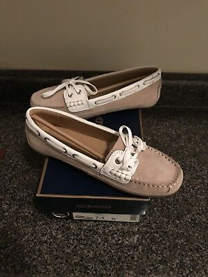 Kate Middleton Sebago Bala - Size 7-5 WIDE -NWT
