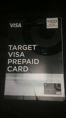 100 visa cash card new actavted an ready to use