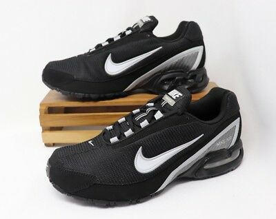 Nike Air Max Torch 3 Running Shoes Black White Silver 319116-011 Mens NEW