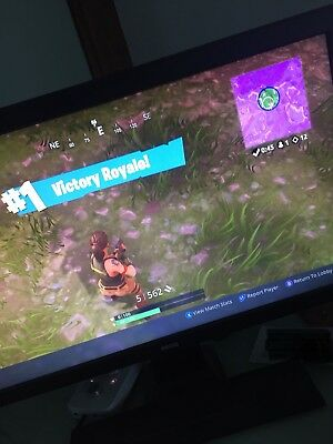 Fortnite Battle Royale Recovery - GUARANTEED WINS XBOX ONE - SOLO VICTORY ROYALE