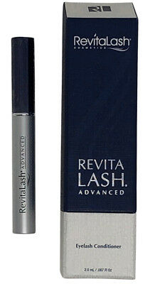 REVITALASH ADVANCED Eyelash Conditioner for LONGER FULLER LASHES 2-0ml SEALED