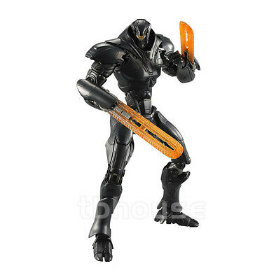 PACIFIC RIM 2 Uprising Side Jaeger Obsidian Fury Action Figure Toy Gift New