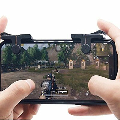 Mobile Gaming Triggers - Carry Case for PUBGFortnite