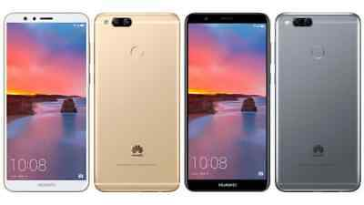 Huawei Open Box Mate SE 4G LTE Unlocked 51092DRH 4GB RAM 64GB 5-93 Android 7