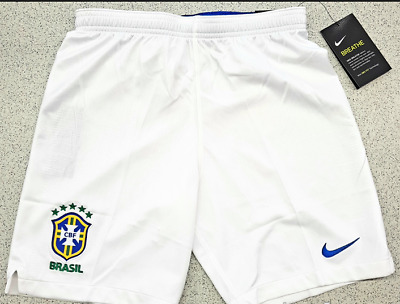 Nike 2018 World Cup Brasil Mens Away Stadium Shorts Size Large 940441-100