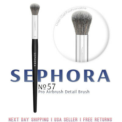 SEPHORA COLLECTION PRO Airbrush Detail Brush 57 Free 24 Hour Shipping Sale Pric