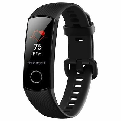 GENUINE NEW Huawei Honor Band 4 Wristband AMOLED COLOR Touchscreen Heart Rate