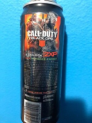 Call of Duty Black Ops 4 Monster Code 15 Minutes Of 2XP