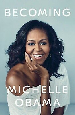 Becoming by Michelle Obama Hardcover Fast Shipping No Tax Order Now