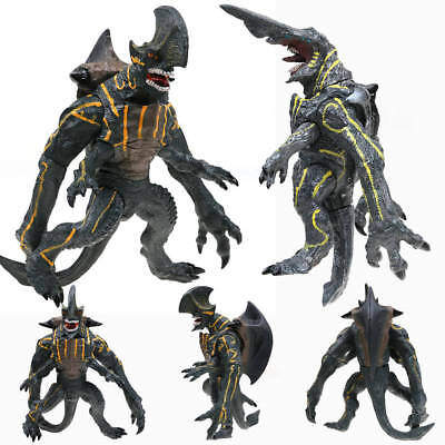 Pacific Rim Kaiju Knifehead  Trespasser PVC Action Figure Statue 5-7 Toy Gift