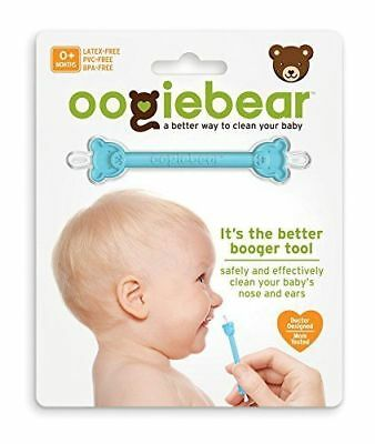 oogiebear Baby Ear Cleaner - Nose Booger Remover Tool  From Authorized Retailer