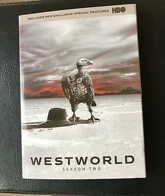 Westworld Season Two DVD Widescreen used