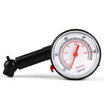 Pointer Tire Pressure Gauge Car Bike Truk Auto Air PSI Bar Units Vehicle Tester