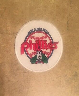 Philadelphia Phillies MLB Baseball Patch World Series All Star Game Anniversary