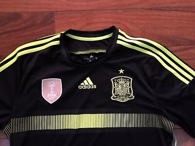 Spain 2014 World Cup Jersey- Large Adult