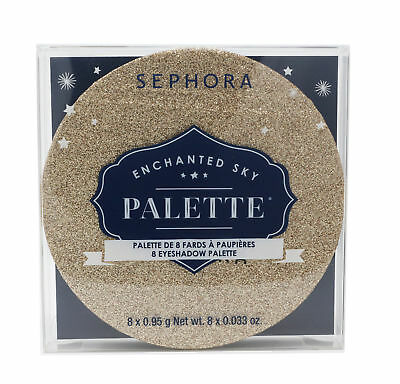 Sephora Enchanted Sky Palette 8 Eyeshadow Palette 8 X 0-033oz New In Box