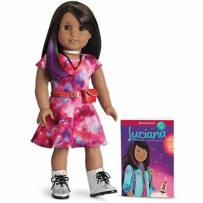 American Girl Luciana Vega Doll - Book Girl of the Year Astronaut NEW IN BOX