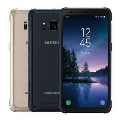 Samsung Galaxy S8 Active - Unlocked - 64GB - Android Smartphone