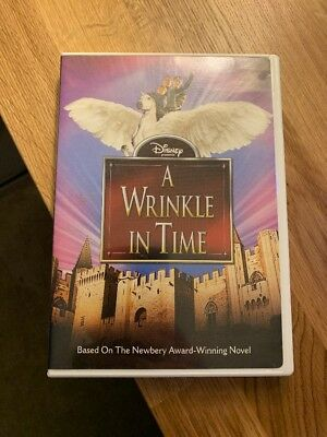 A Wrinkle In Time DVD 2004