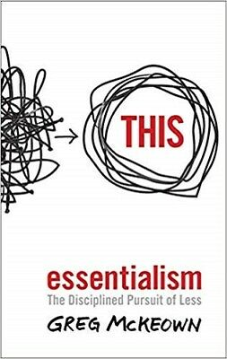 Essentialism  The Disciplined Pursuit of Less by Greg McKeown MOBIPDFEPUB