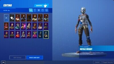 FORTNITE GALAXY ACCOUNT MOBILEPC ONLY