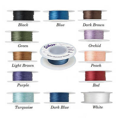 Silkon bonded nylon thread Size 1 2 3 Silkon bonded nylon thread-