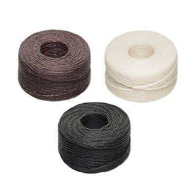 Linen waxed cord 4 ply 0-5mm linen waxed cord 4 ply