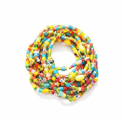 Authentic African Christmas beads 3-5mm 40 strand-