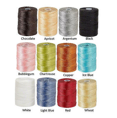 0-5mm C-Lon nylon 3 ply twisted thread macrame C-Lon 0-5mm cord-
