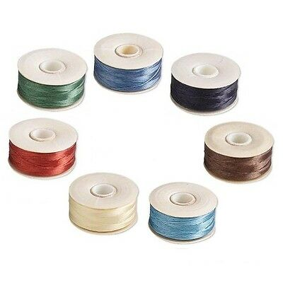 Nymo Nylon Monocord Thread Size D Bobbin of 64 yards 192 feet