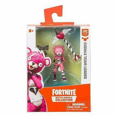 Cuddle Team Leader Fortnite Battle Royal Collection Toys Series Action Figure 2