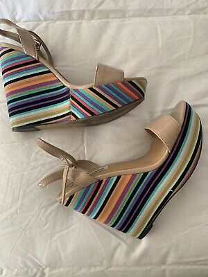 wedge shoes Size 6M Steve Madden