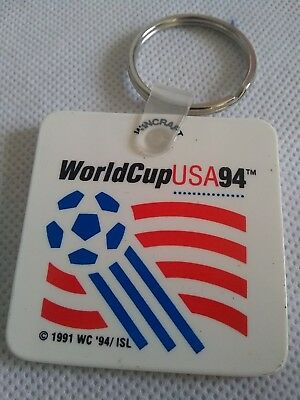 Vintage World Cup Usa 1994 Soccer Keychain New Wincraft