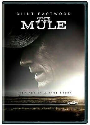 The Mule DVD2018 NEW- Drama Thriller Crime-FREE SHIPPING