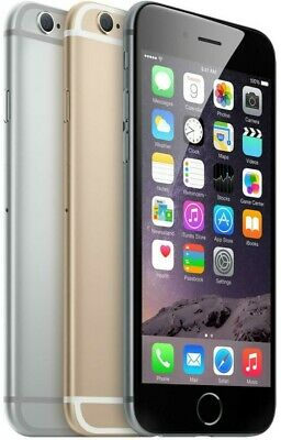 Apple iPhone 6 -16GB 32GB 64GB 128GB - Factory Unlocked AT&T T - Mobile